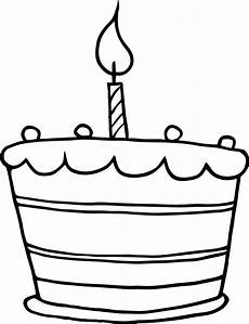 free birthday cake drawing free clip free