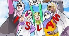 Wallpaper Gambar Kartun Islami Dan Gambar Kartun Muslim