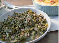 recipe for fresh turnip greens