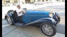 bugatti type 55 1932 bugatti type 55 sport startup drive