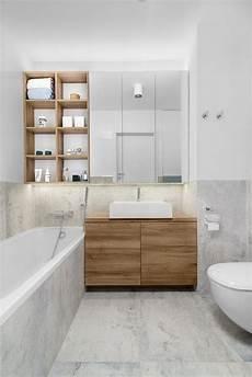 spiegelschrank kleines bad moderne badezimmergestaltung 30 ideen f 252 r kleine b 228 der bad