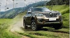 Renault Alaskan 2016 Infos Officielles Et Photos Du