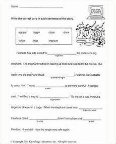 10 best images of english worksheets grade 8