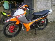 Modifikasi R 2004 by R Modifikasi Trail Thecitycyclist