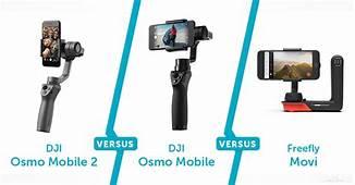 DJI Osmo Mobile 2 Vs Freefly Movi  Heliguy