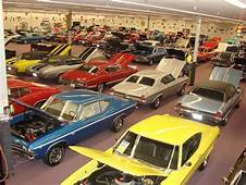 Muscle Car City Is One Mans Dream Collection  All