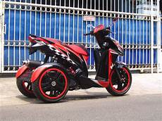 Vario Techno Modif by Modifikasi Minimalis Vario Techno 125 Thecitycyclist