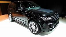 range rover mansory 2013 range rover autobiography by mansory exterior