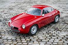 Alfa Romeo Giulietta Sprint Zagato Les Annonces Collection
