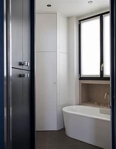 baignoire transformée en avant apr 232 s un appartement sombre transform 233 en loft