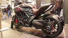 Motor Bike Expo 2017 Ducati Diavel Diesel M Y 2017