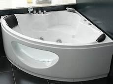 designer whirlpool badewanne eckbadewanne mit glas