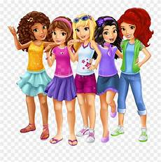 free png lego friends characters