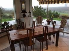 table cuisine style industriel 2017 avec table cuisine