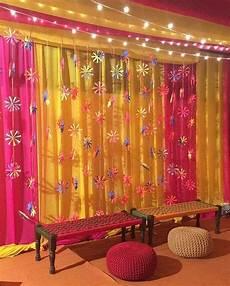 pinwheel decor simple mehendi decor sangeeth decor