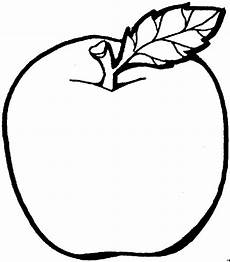 Malvorlagen Apfel Essen Apfel Einfach Ausmalbild Malvorlage Essen Und Trinken