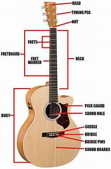 Acoustic Guitar Diagram Guitar Acoustic Guitar