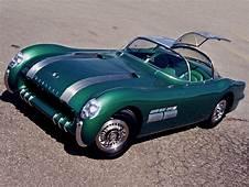 1954 Pontiac Bonneville Special  Concepts