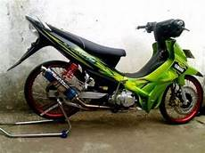 Modifikasi Motor Jupiter Z Standar by Motor Trend Modifikasi Modifikasi Motor Yamaha