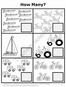 transportation math worksheets preschool 15212 transportation in this math packet your students will work on counting addition subtraction