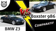 Boxster Vs Z3