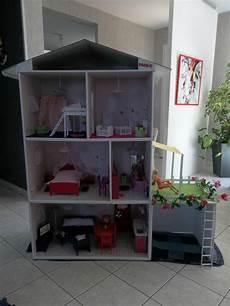construire maison de poupee fabrication maisons de poup 233 e construction de