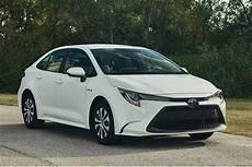 2020 toyota corolla hybrid gets prius power auto news