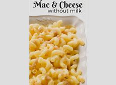How To Make Mac And Cheese Without Milk,How To Make Mac And Cheese – Easy Stovetop Recipe | Kitchn,Kraft mac and cheese without milk|2020-04-29