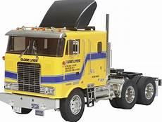 Camion Rc 233 Lectrique Tamiya Globe Liner 56304 Kit 224 Monter