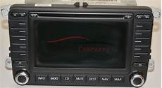 original vw passat 3c navigation navi radio