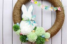 Osterkranz Basteln Anleitung - 22 diy wreath ideas you must see before you make