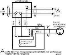 heat relay wire diagram wiring electric heat relay
