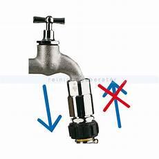 hochdruckreiniger an wasserhahn anschließen kr 228 nzle 410164 r 252 ckflu 223 verhinderer