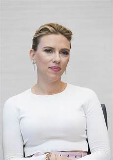 scarlett johansson at avengers endgame press conference