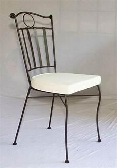 patin pour chaise en fer forgé chaise confort en fer forg 233 plein table jardin mosa 239 que