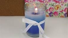 Diy Kerzen Gie 223 En Kerze Selber Machen Einfach Zuhause