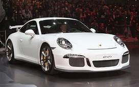 Cars Model 2013 2014 Porsche 911 GT3 First Look