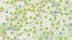 ladestellennetz in der schweiz eco2friendly