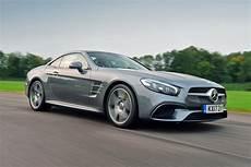 Mercedes Sl Review Auto Express