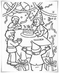 Malvorlagen Geburtstag Drucken Ausmalbilder Geburtstag Kostenlos Malvorlagen Zum