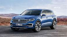 2018 Volkswagen Touareg Suv What We Until Now