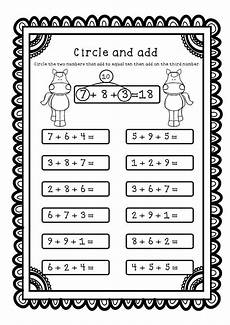 addition of whole numbers worksheets for grade 3 9253 adding three numbers add 3 numbers worksheets printables make ten teaching math