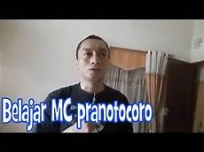 Mc Malvorlagen Bahasa Indonesia Belajar Pranatacara Pranoto Adicoro Bahasa Jawa