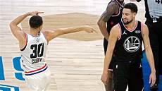 2019 nba all star game steph curry klay thompson relish being rivals