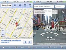 maps view adds view to maps web app on ios