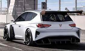 SEAT Unveils Cupra E Racer TCR Platform Launched –