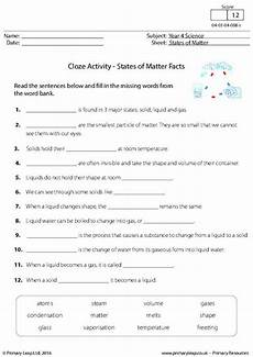 science worksheets year 4 12476 year 4 science printable resources free worksheets for primaryleap co uk