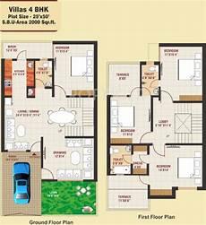 4 bhk 2250 sq ft villa for sale 2000 sq ft 4 bhk 3t villa for sale in nirupam associates