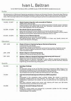 resume exles by real sabien itaca software