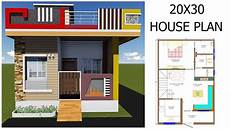 20x30 house plans 20x30 house plan east facing house vastu plan youtube